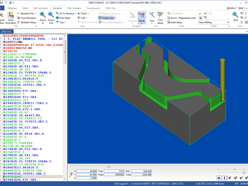 CIMCO EDIT – THE EDITOR-OF-CHOICE FOR CNC PROGRAMMERS